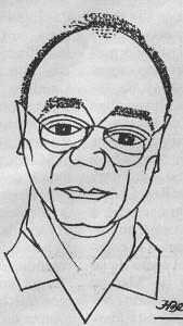 caricatura Pedro